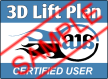 3D Lift Plan Certification