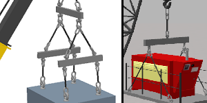 Advanced rigging designs