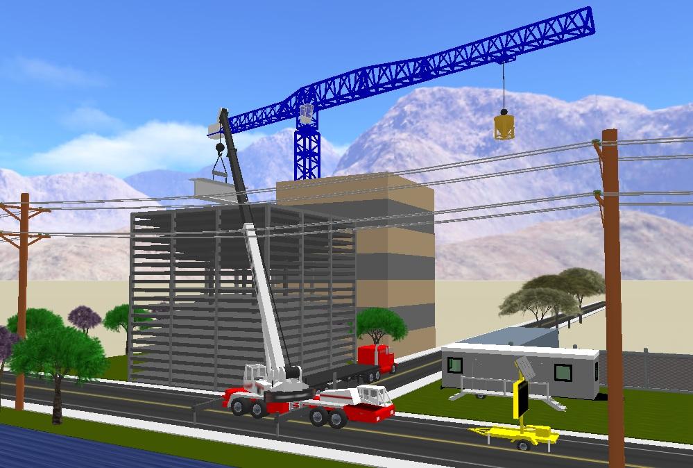 3d Lift Plan Crane Lift Planning Software