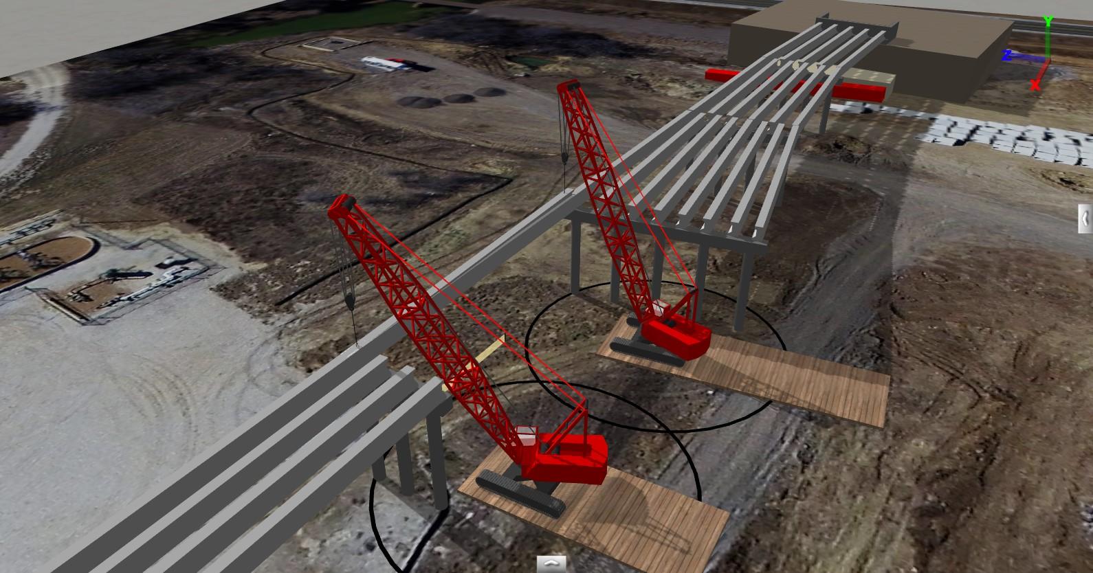 3D Lift Plan - Crane Lift Planning Software